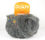 Adriafil Olimpo Yarn - Anthracite 47 (Ball)
