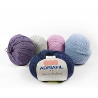 Adriafil Sierra Andina Alpaca Knitting Yarn | Various Shades