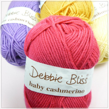 Debbie Bliss Baby Cashmerino - Cover