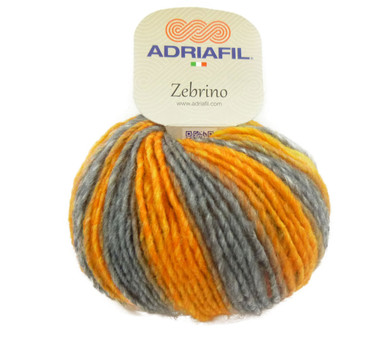 Adriafil Zebrino Aran Knitting Yarn