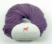 Debbie Bliss Blue Faced Leicester Aran  - Heather 10