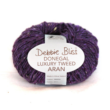 Debbie Bliss Donegal Luxury Tweed Aran - Main image