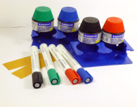 Staedtler Lumocolor Whiteboard Park and Write Set - 4 Colours