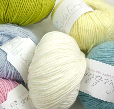 Sublime Baby Cashmere Merino Silk DK - Main Image
