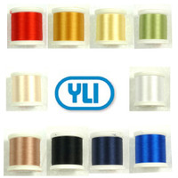 YLI Silk Thread #100 - 200m per spool