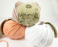 DMC Natura XL chunky cotton yarn 100g balls