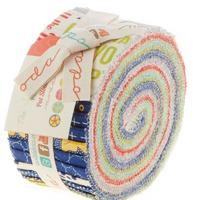 The Sweet Life Prints | Pat Sloan | Moda Fabrics | Jelly Roll