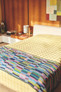 Rowan Selects - Kaffe Fassett Handknit Cotton - Waterlillies Wrap / Runner