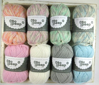 Bo Peep Luxury Baby DK Yarn | West Yorkshire Spinners - 50g balls