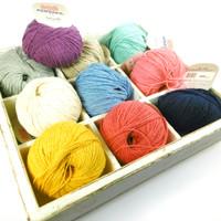 Setasilk DK Summer yarn | Adriafil