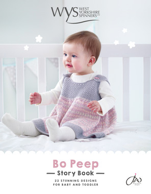 Bo Peep Story Book of DK knits - WYS