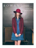 Rowan Loves...Kid Silk Haze & Felted Tweed Dk | Rowan Books