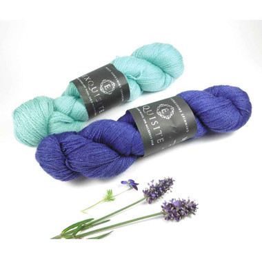 WYS Exquisite Lace Knitting Yarn in 100g hanks | Various Colours - Main image