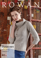 Peaberry | Free Downloadable Pattern | Kid Classic | Rowan Yarns