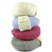 Rowan Kidsilk Haze Lace Weight Knitting Yarn, 25g | Various Colours
