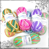 King Cole Cottonsoft Crush DK Knitting Yarn - 100g balls
