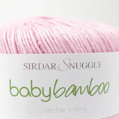 Sirdar Snuggly Baby Bamboo DK Knitting Yarn | Various Colours (F071)