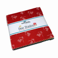"Bee Basic, 5"" Square Pre-Cuts - Charm Pack (42 pk) 