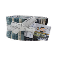Ahoy Me Hearties Fabric Patterns | Janet Clare | Moda Fabrics | Jelly Roll Fabric Pack - Main Image