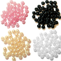 Trimits | Glass Pearls | Various Colours | 5mm - Approx 40pcs
