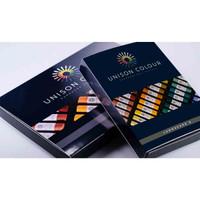 Unison Pastels Box Sets | Various Colour Ranges and Pastel Quantity - Landscape 8 Pastel Set