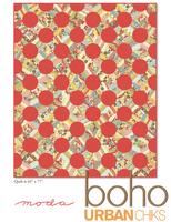 Boho   Urban Chicks   Moda Fabrics   Free Downloadable Pattern