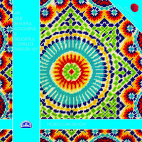 "DMC Morrocan Delight Complete Tapestry Kit 16"" x 16"" / 40cm x 40cm in Size - Main image"