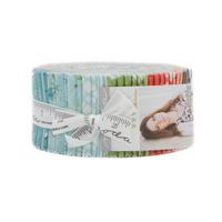 Nest | Lella Boutique | Moda Fabrics | Jelly Roll - Main Image
