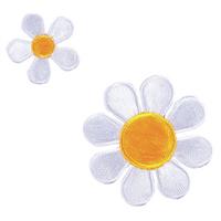 White Daisies Motifs   Craft Factor - Main Image