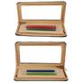 KnitPro Zing Double Pointed Knitting Pins Set   2mm - 4mm   15cm Long -Main Image