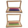 KnitPro Zing Double Pointed Knitting Pins Set | 2.5mm - 5.0mm | 20cm Long - Main Image