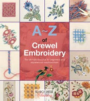 A-Z of Crewel Embroidery Book