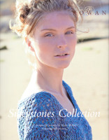 Rowan Knitting Pattern Book - Silkystones Collection