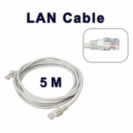 5 M Long Network Ethernet Cable Internet Wire LAN CAT5 Router Quality