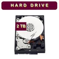 2 TB Hard Drive for CCTV DVR Recorder