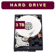 3 TB Hard Drive for CCTV DVR Recorder