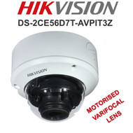 HIKVISION DS-2CE56D8T-AVPIT3Z Dome Camera Varifocal Motorised EXIR  WDR In/Out door