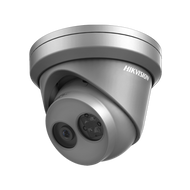 DS-2CD2355FWD-I  Hikvision IP camera 5MP UK Firm Dome CCTV camera Grey