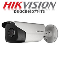 DS-2CE16D7T-IT3 HIKVISION Bullet Camera 1080p 2.0MP Fixed lens IR Range 40M HD TVI Turbo Out door
