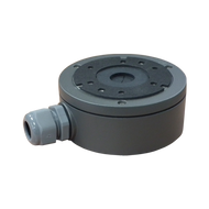 DS-1280ZJ-XS CCTV Dome Camera Grey Base junction box UK Firm