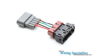 Z32 MAFS Adapter RB20 RB25 RB26 Wiring Specialties