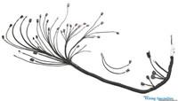 Nissan 240sx S14 VH45DE wiring harness