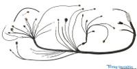 Nissan Skyline GTS RB25DET NEO swap wiring harness