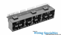 1JZ Sourer 4-row ECU Header Connector