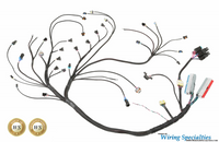 Vortec Wiring Harness for S13 240sx - PRO SERIES