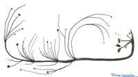 Nissan 240sx S14 1JZGTE VVTI ETCS-I wiring harness