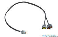 RB25DET Dual 5-Pin S1 & 3-Pin S2 OEM MAF - PRO Plug n Play Sub-Harness