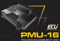 ECU Master PMU16-DL Power Management Unit with data logging