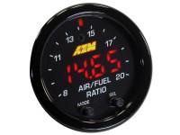 AEM X-Series Wideband UEGO AFR Sensor Controller Gauge Kit with 4.9 Sensor
