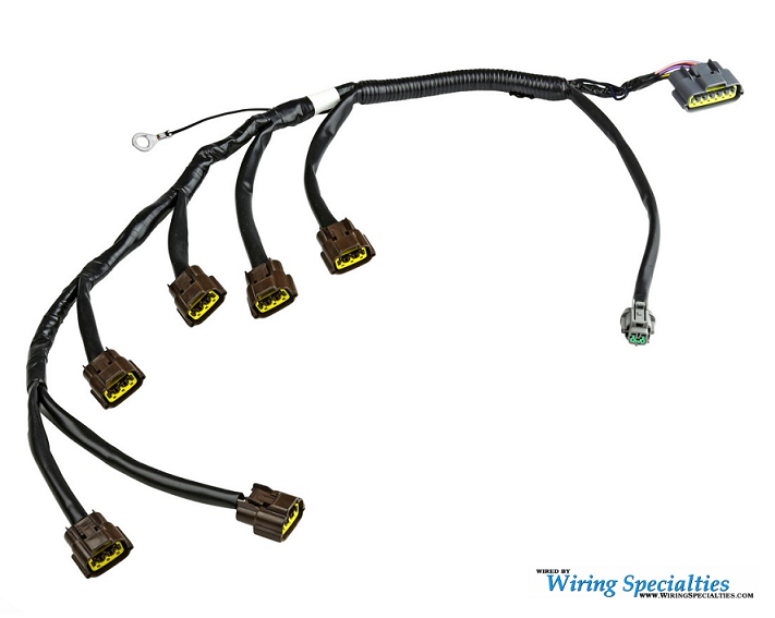 Wiring Specialties Ca18det To S13 240sx Harness The Wiring